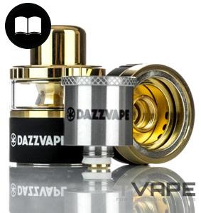 Dazzvape Melter Heizkammer, Spule und Behälter