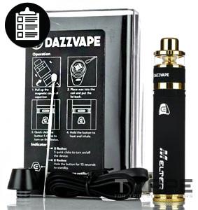 Dazzvape Melter komplettes Set